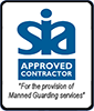 SIA - Approved contractor status for the provision of manned guarding services